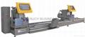 aluminum profile cutting saw