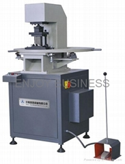 aluminum profile punching machine