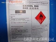 美孚脫芳烴溶劑油D60