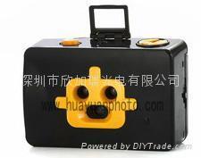 Twins lens LOMO camera,film camera 3