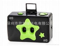 Twins lens LOMO camera,film camera