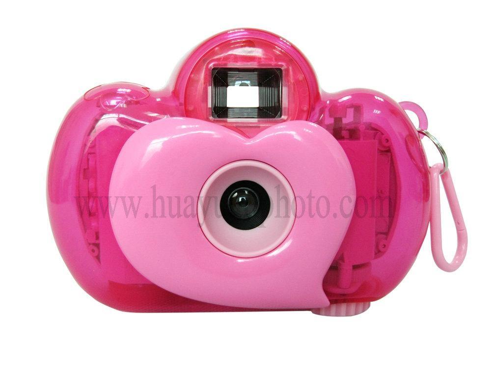 35MM manual reusable lomo jelly film camera 4