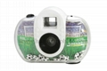 35MM manual reusable lomo jelly film camera 5
