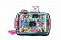 reusable underwater camera,waterproof camera 35mm film manual camera