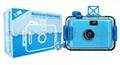 35mm film relodable underwater camera 2