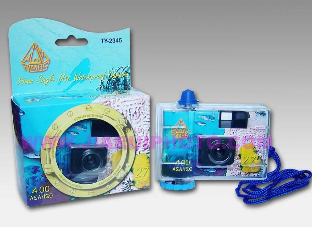 Single Use Underwater Camerawaterproof Camera 1