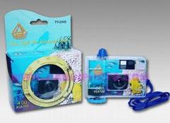 一次性防水膠卷相機