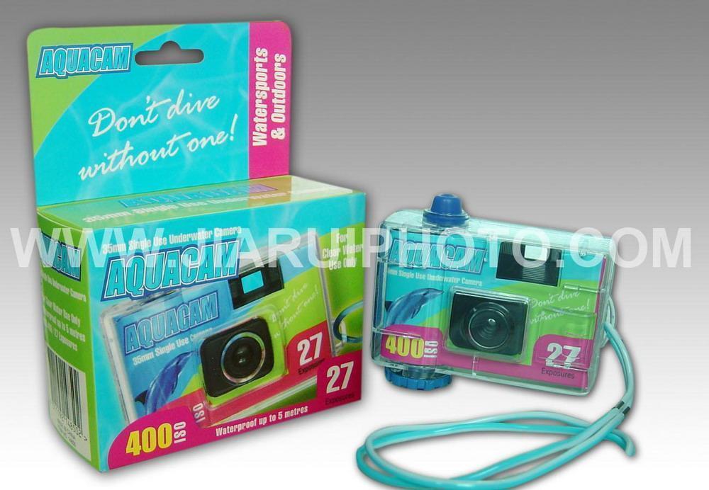 disposable underwater camera,waterproof camera with 135 film  1
