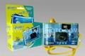 disposable underwater camera,waterproof camera with 135 film  5
