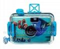 35mm film reusable underwater lomo toy kids camera 2