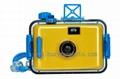 35mm film reusable underwater lomo toy kids camera 4