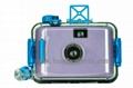 35mm film reusable underwater lomo toy kids camera 5