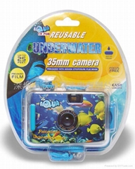 reusable underwater camera,lomo camera