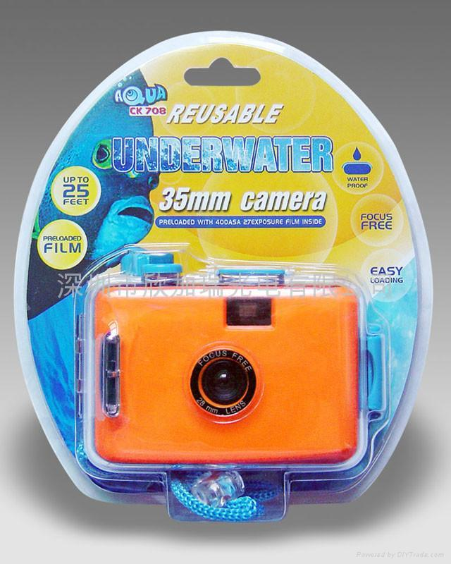 reusable underwater camera,lomo camera 2