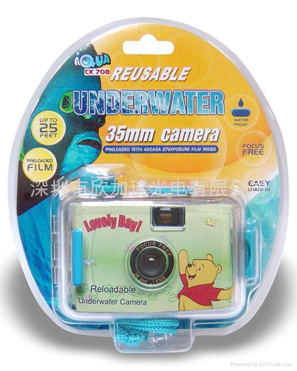 reusable underwater camera,lomo camera 3