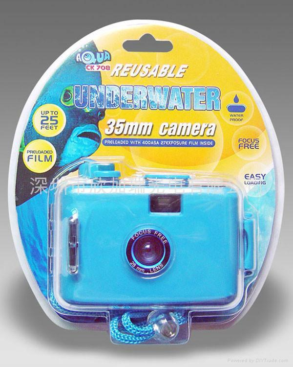 reusable underwater camera,lomo camera 5