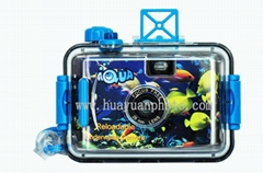 reusable film underwater camera,lomo camera