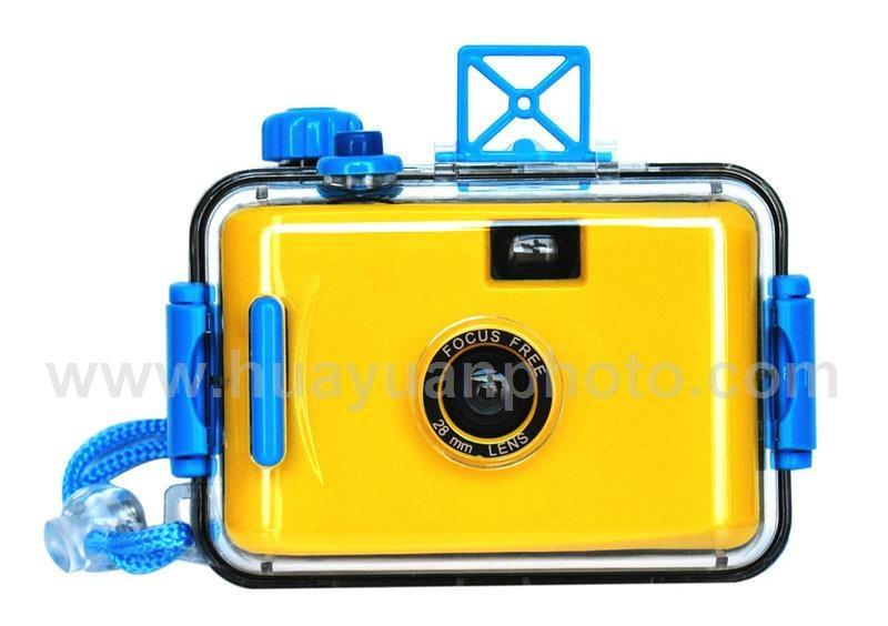 reusable underwater camera 4 meters depth  2