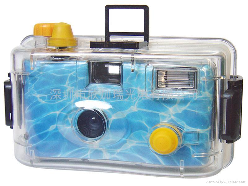 aqua pix reusable underwater camera 1