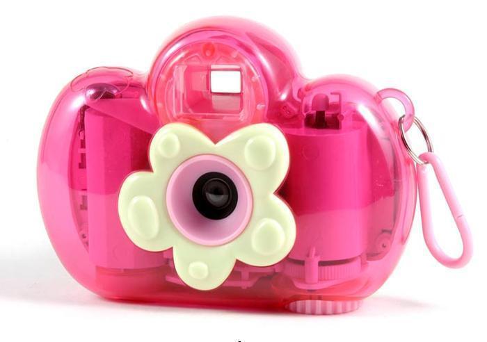 35MM manual reusable lomo jelly film camera 1