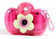 35MM manual reusable lomo jelly film camera