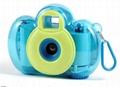 35MM manual reusable lomo jelly film camera 2