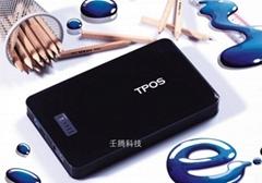 TPOS  18000AMH  移动电源(黑/白色)