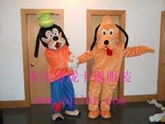 拉萨昌都卡通服装,卡通表演服装,卡通玩偶服装,演出服装道具