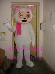 卡通服裝,毛絨公仔玩具,卡通人偶服飾,企業吉祥物