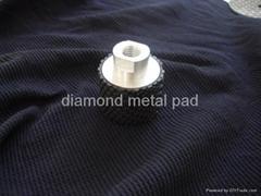 Resin Diamond Drum Wheel