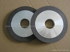 Resin bonded diamond/CBN grinding wheel