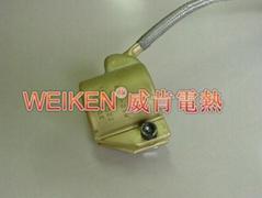 铜电热圈(全密封铜炉嘴)