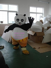卡通服装/功夫熊猫
