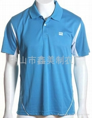 Zhongshan sunmay apparel factory china manufacturer for Dri fit t shirts manufacturer