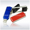 China supplier of swivel  Metal USB