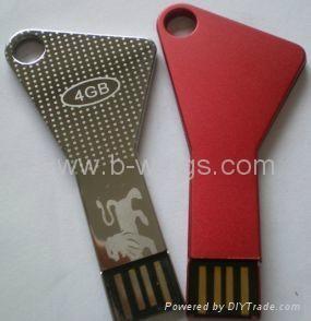 Key Shape USB Flash Disk 1