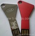 Key Shape USB F
