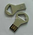 Key Shape USB Flash Disk 4