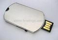 Dog tag USB Flash Disk 3