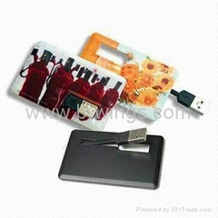 Credit Card USB Flash Driver