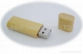 wood USB pen dr