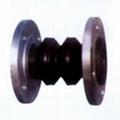 JGD-A型可曲挠双球体橡胶接