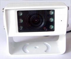 Color backup camera