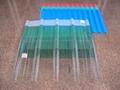 polycarbonate corrugated  sheet