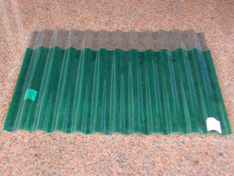 polycarbonate corrugated  sheet 2