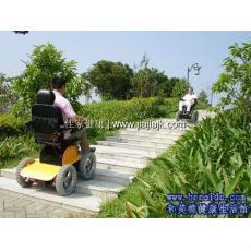 (实体店)德国悍马H3电动爬楼轮椅车