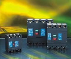 SPM1L系列带剩余电流保护塑壳断路器