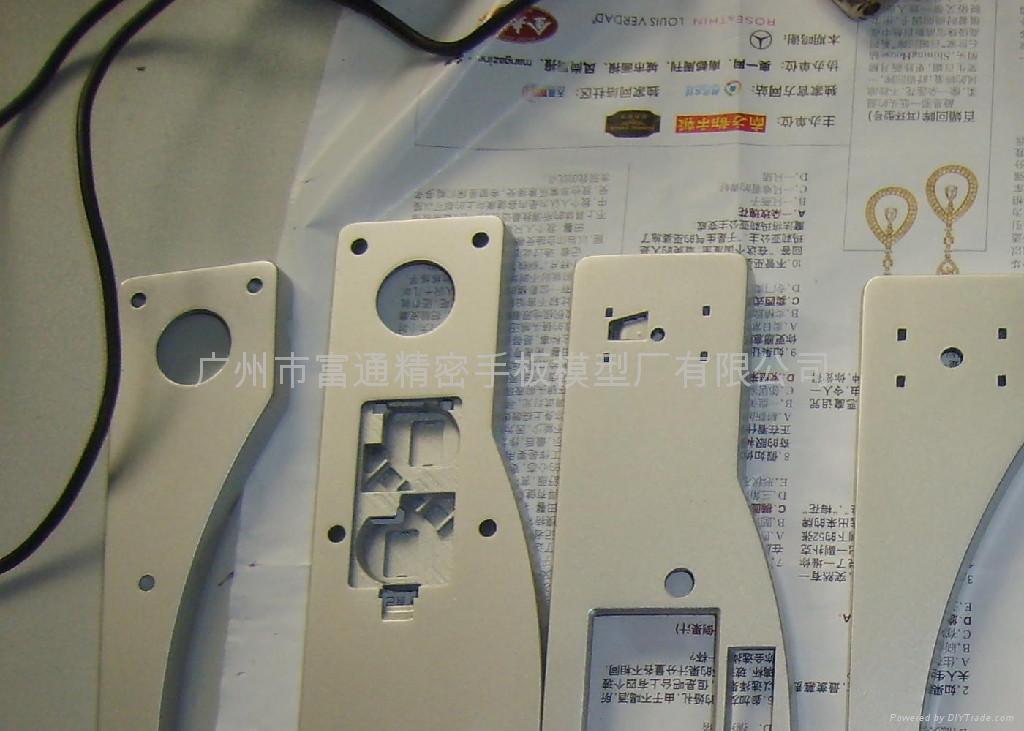 铝合金手板模型 4