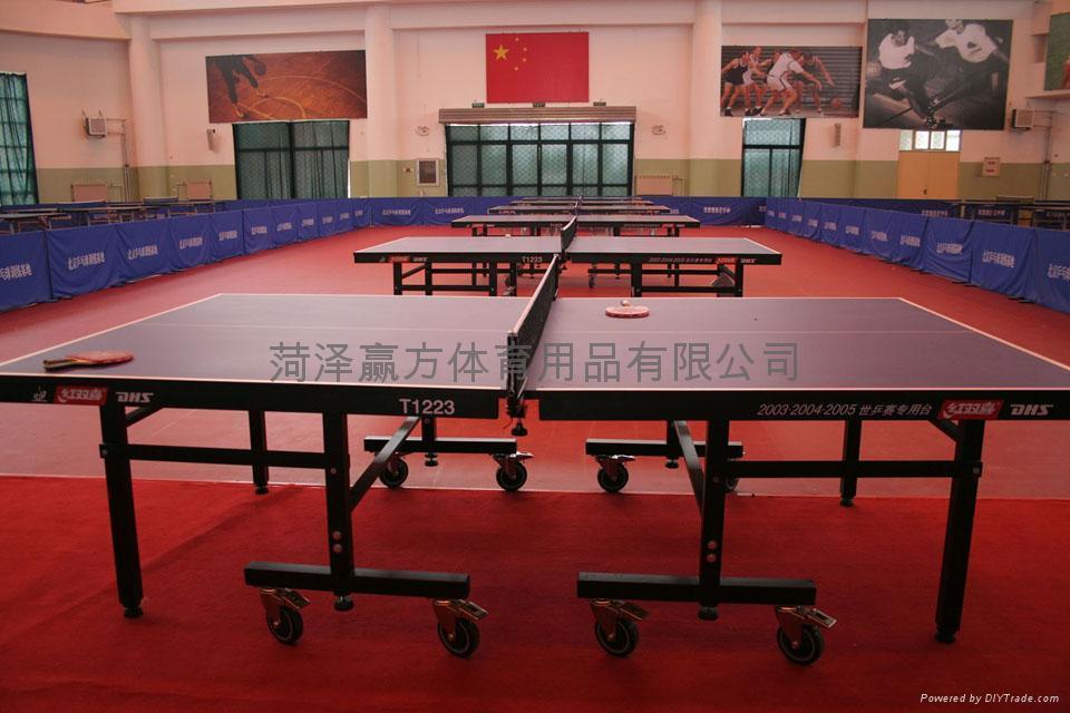 乒乓球地板 5