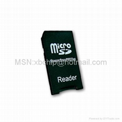 Micro SD to Memory Stick PRO Duo Adapter